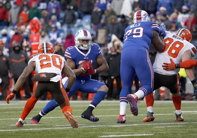 Buffalo Bills at Cleveland Browns - 8/17/18 NFL Pick, Odds, and Prediction