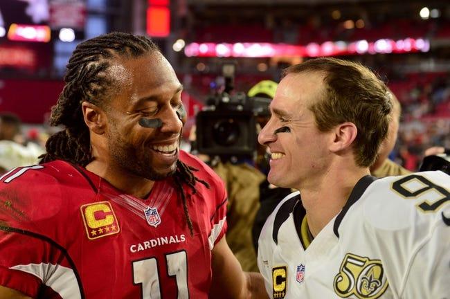 Arizona Cardinals at New Orleans Saints - 8/17/18 NFL Pick, Odds, and Prediction