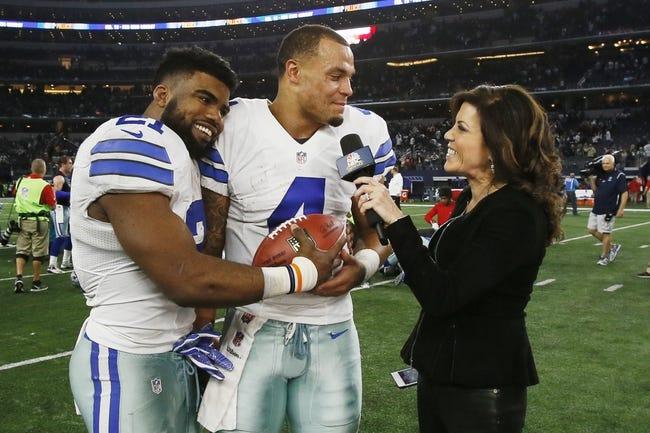 NFL | Detroit Lions (9-5) at Dallas Cowboys (12-2)