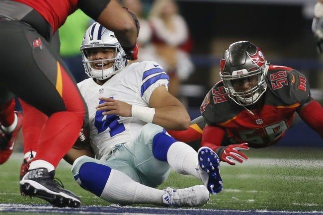 NFL | Tampa Bay Buccaneers (5-9) at Dallas Cowboys (8-6)