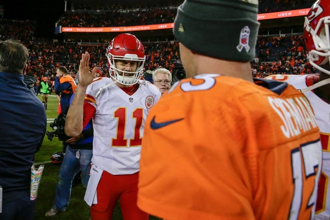 NFL | Denver Broncos (3-3) at Kansas City Chiefs (5-2)