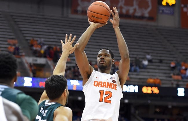 Syracuse vs. Eastern Michigan - 12/27/17 College Basketball Pick, Odds, and Prediction