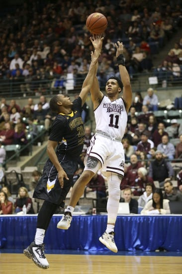 NCAA BB | Mississippi State Bulldogs (10-1) at Southern Mississippi Golden Eagles (7-5)