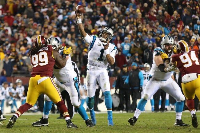 Carolina Panthers at Washington Redskins - 10/14/18 NFL Pick, Odds, and Prediction