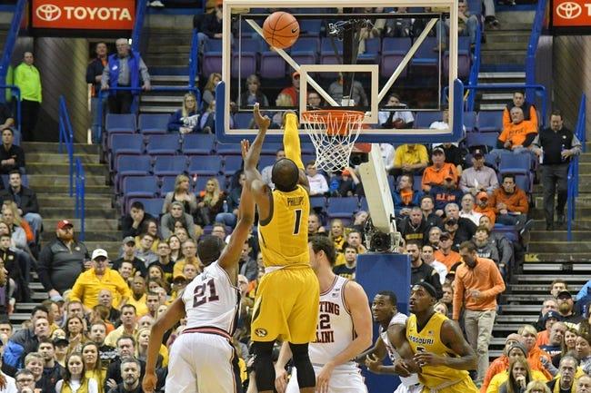 Missouri vs. Illinois - 12/23/17 College Basketball Pick, Odds, and Prediction