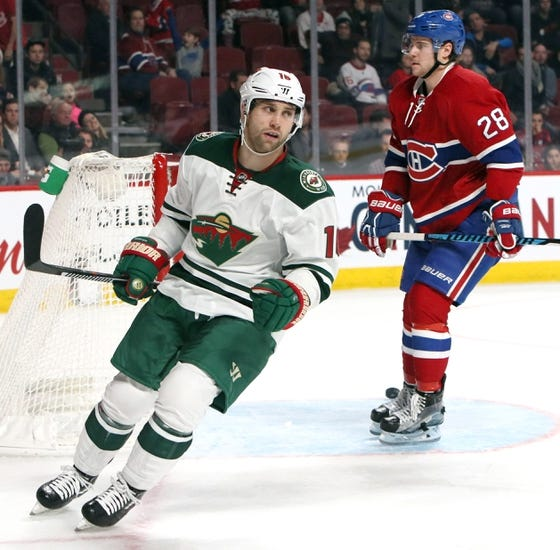 Minnesota Wild vs. Montreal Canadiens - 1/12/17 NHL Pick, Odds, and Prediction