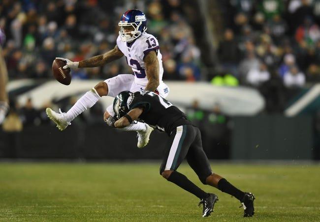 Philadelphia Eagles vs. New York Giants - 9/24/17 NFL Pick, Odds, and Prediction