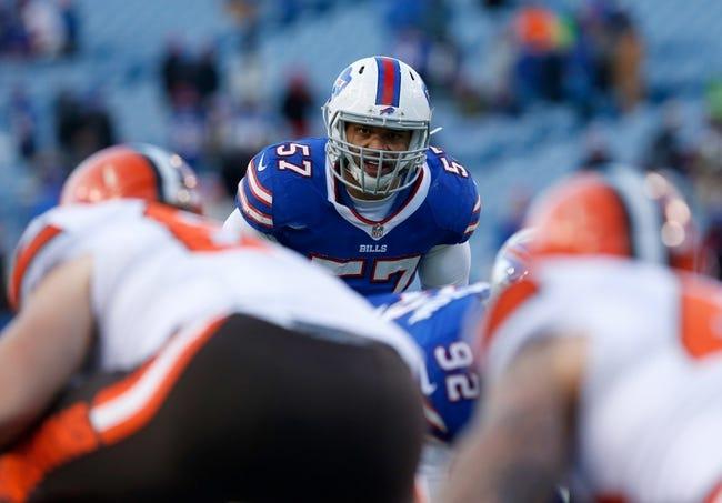 NFL | Buffalo Bills (0-1) at Cleveland Browns (1-0)