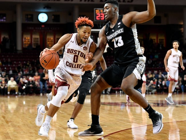 Boston College vs. Providence - 12/4/18 College Basketball Pick, Odds, and Prediction