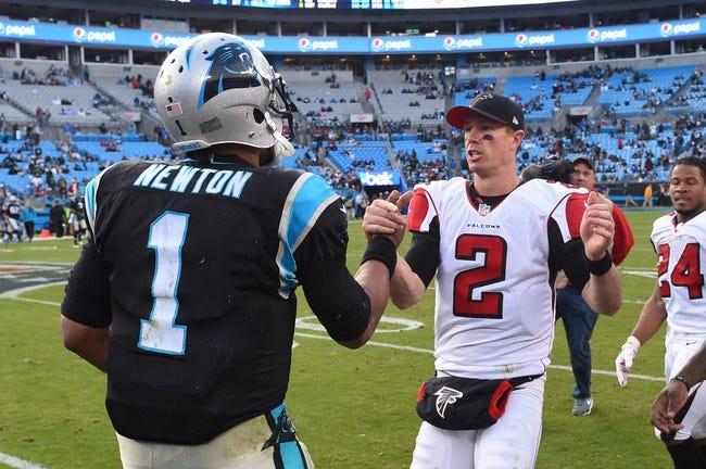 Atlanta Falcons at Carolina Panthers - 11/5/17 NFL Pick, Odds, and Prediction