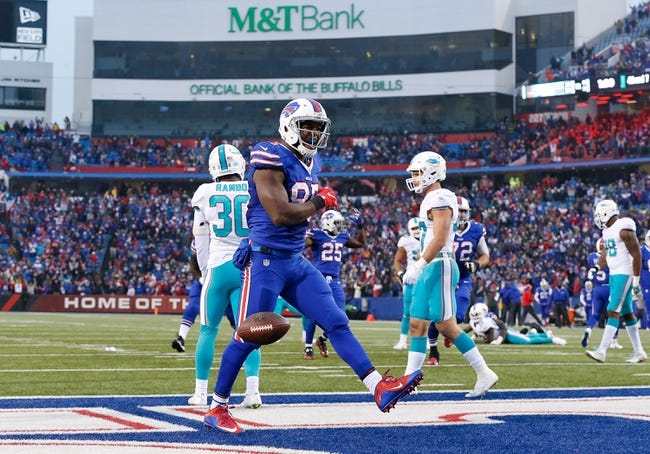 NFL | Miami Dolphins (6-7) at Buffalo Bills (7-6)