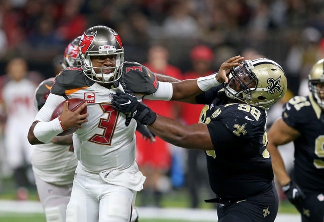 New Orleans Saints vs. Tampa Bay Buccaneers - 11/5/17 NFL Pick, Odds, and Prediction