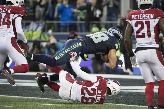 Seattle Seahawks at Arizona Cardinals - 11/9/17 NFL Pick, Odds, and Prediction