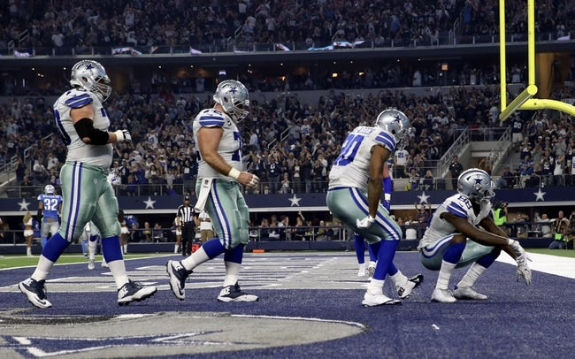 Detroit Lions at Dallas Cowboys - 9/30/18 NFL Pick, Odds, and Prediction