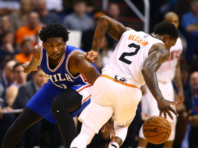 Philadelphia 76ers vs. Phoenix Suns - 12/4/17 NBA Pick, Odds, and Prediction