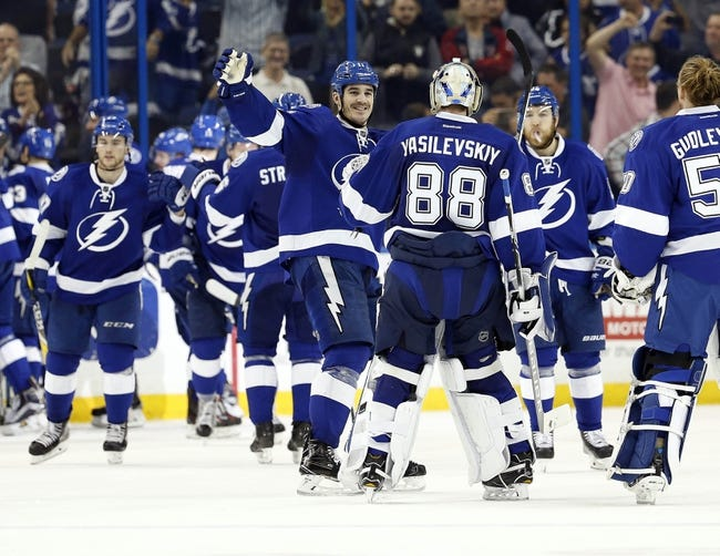 Radulov scores in OT, Canadiens beat Lightning 2-1