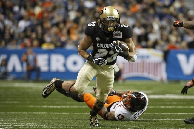 Colorado vs. Texas State - 9/9/17 College Football Pick, Odds, and Prediction