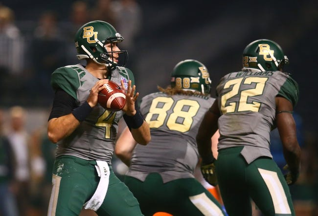 Baylor vs. Liberty - 9/2/17 College Football Pick, Odds, and Prediction