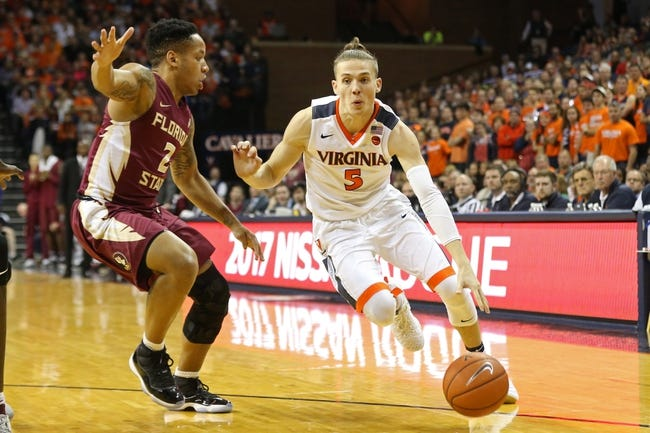 Florida State vs. Virginia - 2/7/18 College Basketball Pick, Odds, and Prediction