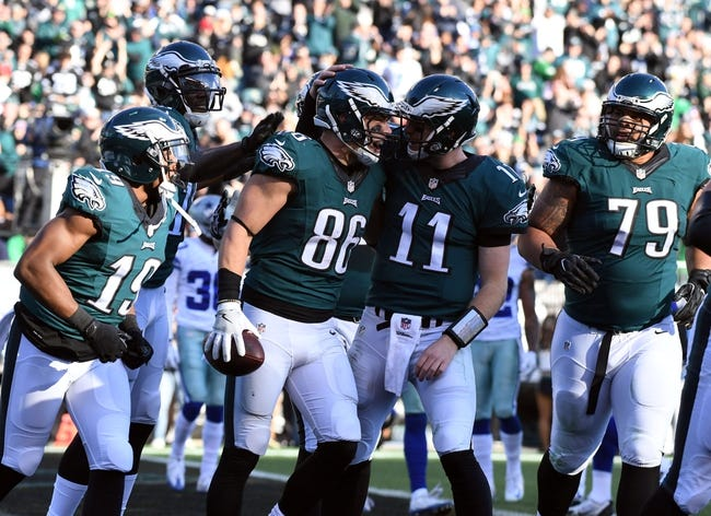 Philadelphia Eagles 2017 NFL Preview, Schedule, Prediction, Depth Chart