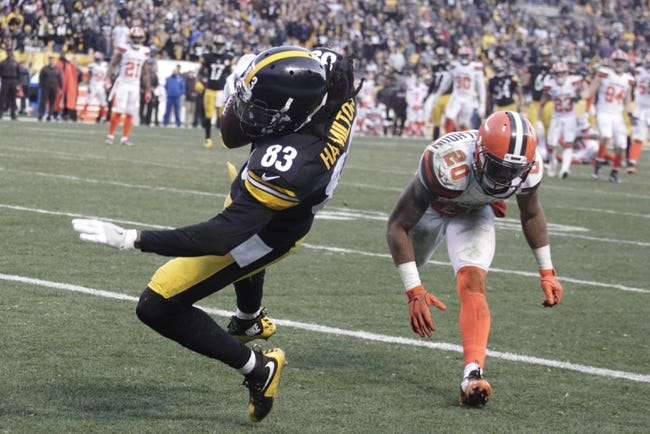 Pittsburgh Steelers at Cleveland Browns- 9/10/17 NFL Pick, Odds, and Prediction