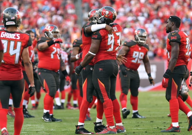 Tampa Bay Buccaneers 2017 NFL Preview, Schedule, Prediction, Depth Chart