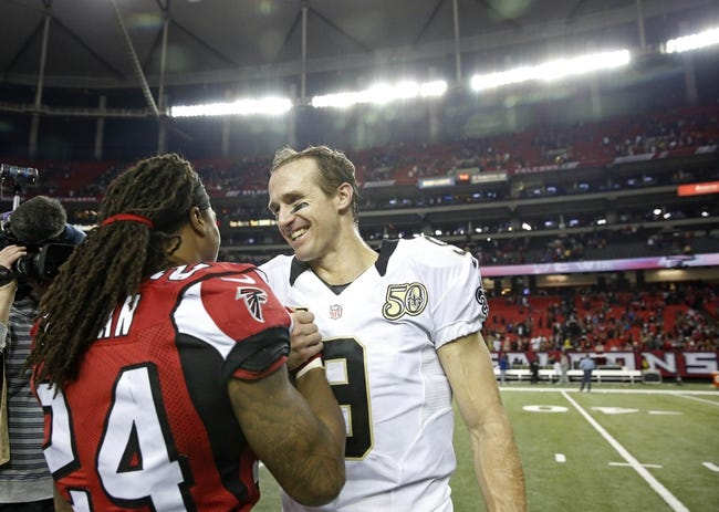 NFL | New Orleans Saints (9-3) at Atlanta Falcons (7-5)