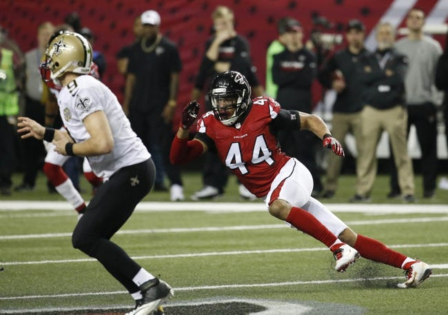 New Orleans Saints at Atlanta Falcons - 12/7/17 NFL Pick, Odds, and Prediction
