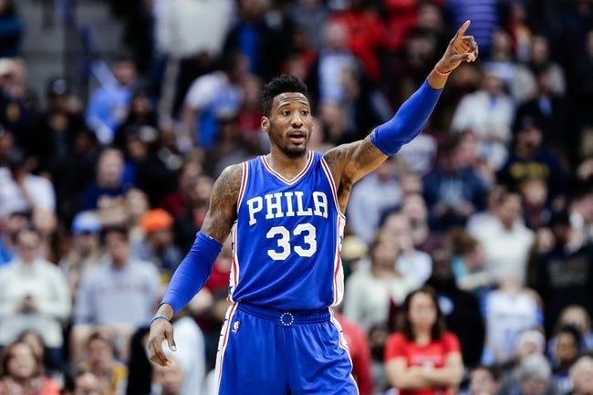 Denver Nuggets vs. Philadelphia 76ers - 12/30/17 NBA Pick, Odds, and Prediction