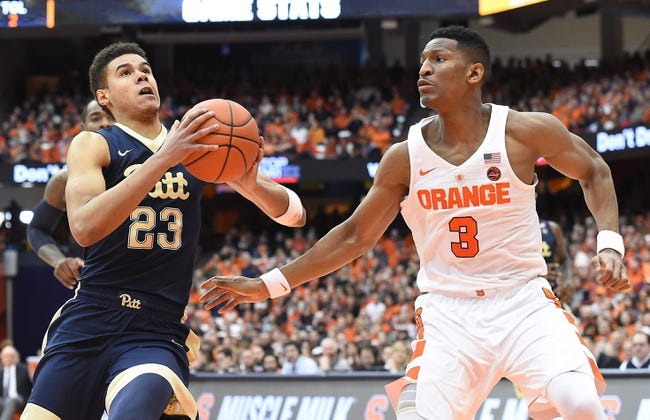 Pittsburgh Vs Syracuse 2 11 17 College Basketball Pick Odds And