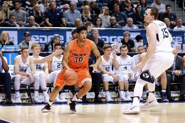 NCAA BB | BYU Cougars (8-7) at Pacific Tigers (10-5)