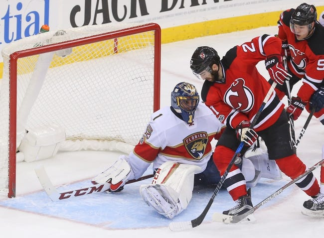 New Jersey Devils vs. Florida Panthers - 11/27/17 NHL Pick, Odds, and Prediction