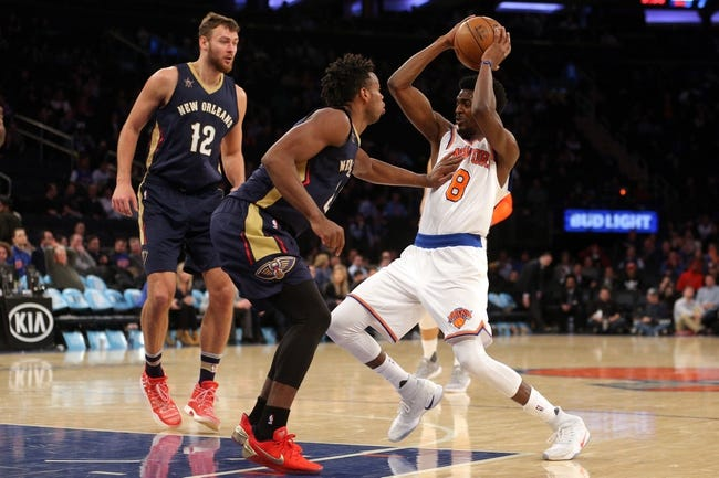 New Orleans Pelicans vs. New York Knicks - 12/30/17 NBA Pick, Odds, and Prediction