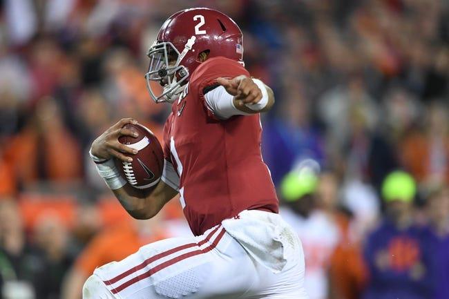 College Football 2017: Power Ranking SEC Quarterbacks