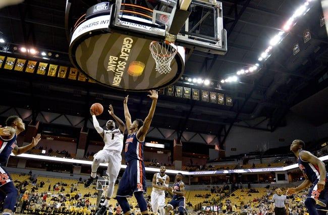 Missouri shocks Auburn in overtime at SEC Tournament