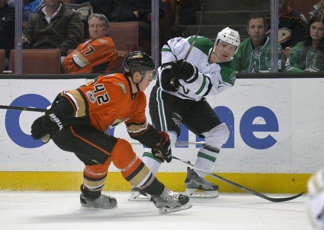 Anaheim Ducks vs. Dallas Stars - 2/21/18 NHL Pick, Odds, and Prediction