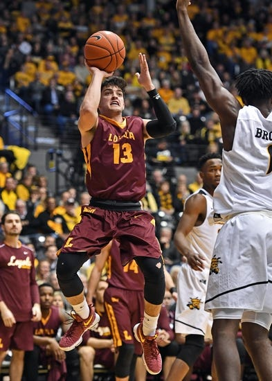 Evansville vs. Loyola-Chicago - 2/18/18 College Basketball Pick, Odds, and Prediction