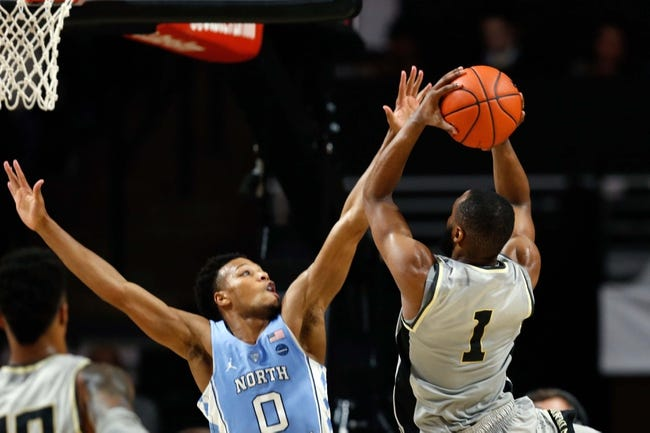 North Carolina vs. Wake Forest - 12/30/17 College Basketball Pick, Odds, and Prediction