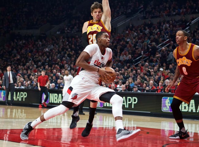 Cleveland Cavaliers vs. Portland Trail Blazers - 1/2/18 NBA Pick, Odds, and Prediction