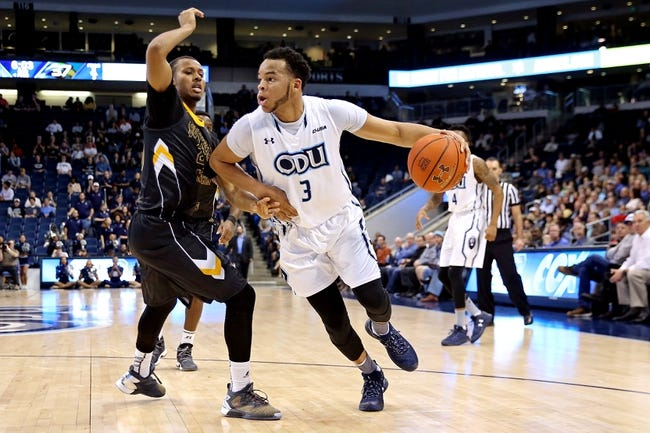 Old Dominion vs. Charlotte - 12/30/17 College Basketball Pick, Odds, and Prediction