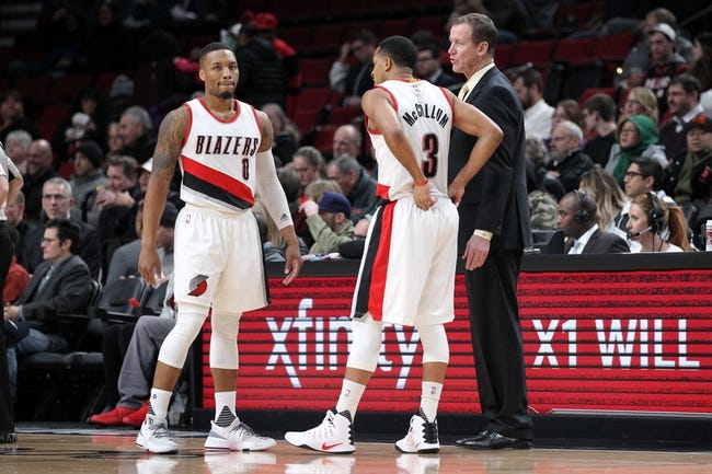 Portland Trail Blazers 2017 NBA Preview, Draft, Offseason Recap, Depth Chart, Outlook