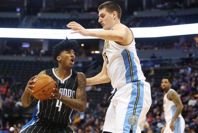 Denver Nuggets vs. Orlando Magic - 11/11/17 NBA Pick, Odds, and Prediction