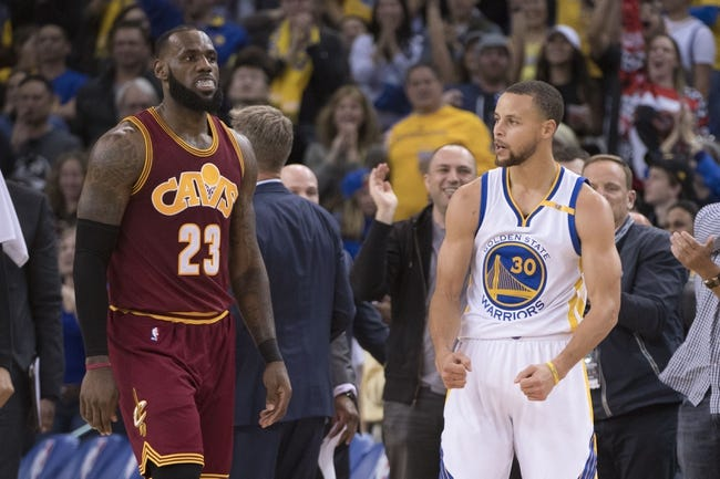 No surprise: It's Cavs-Warriors in the NBA Finals, again