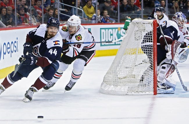 Chicago Blackhawks Storm Back To Beat Colorado: Recap, Highlights and More