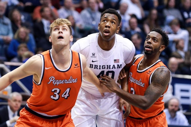 NCAA BB | BYU at Pepperdine