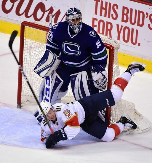 Vancouver Canucks vs. Florida Panthers - 2/14/18 NHL Pick, Odds, and Prediction