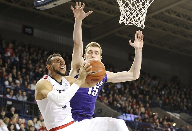 Gonzaga vs. Portland - 1/11/18 College Basketball Pick, Odds, and Prediction