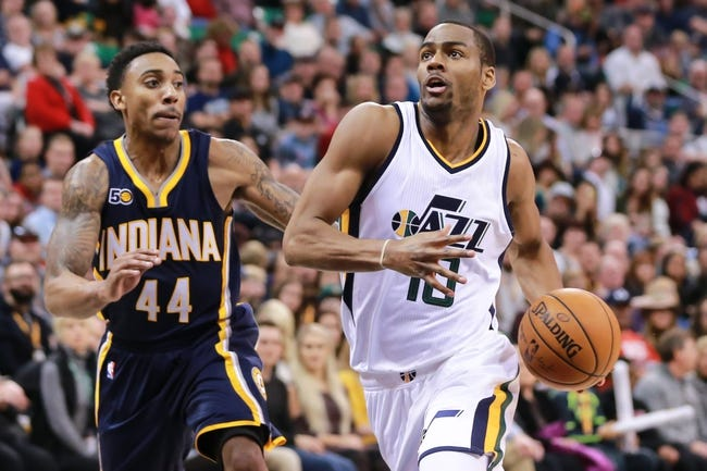 Indiana Pacers vs. Utah Jazz - 3/20/17 NBA Pick, Odds, and Prediction