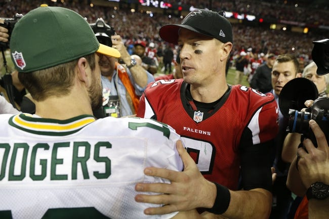 Atlanta Falcons vs. Green Bay Packers - 9/17/17 NFL Pick, Odds, and Prediction