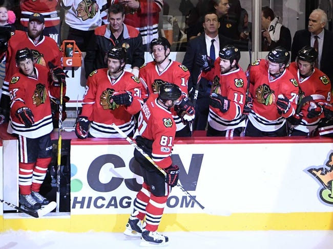 Chicago Blackhawks vs. Vancouver Canucks - 3/21/17 NHL Pick, Odds, and Prediction